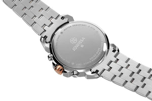 NEW! LeWy 6 Swiss Men's Watch J7.021.L