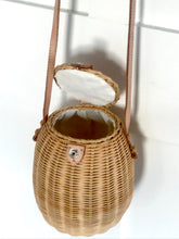Load image into Gallery viewer, Balinese Rattan Bag