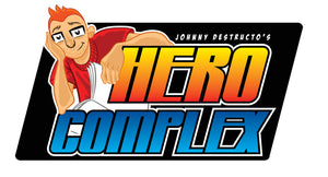 Johnny Destructo's Hero Complex