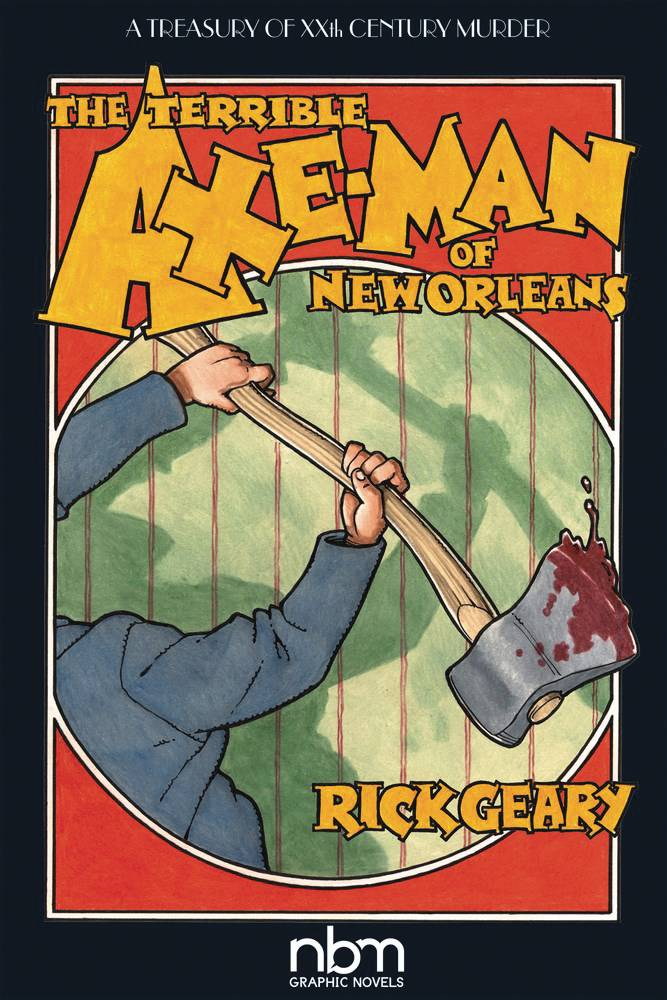 AXE-MAN OF NEW ORLEANS TP