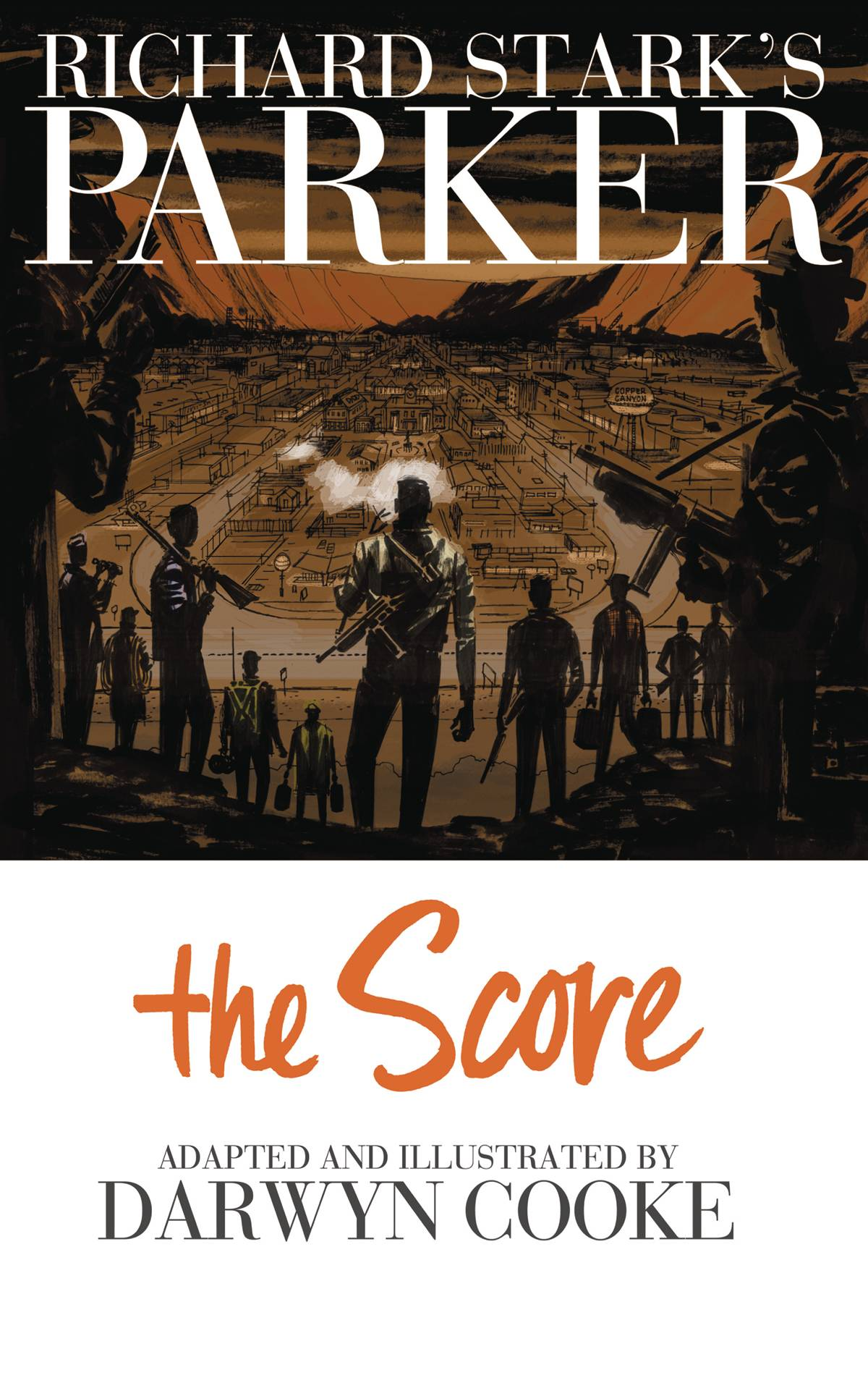 RICHARD STARKS PARKER - THE SCORE TP