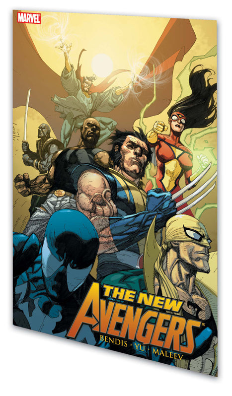 NEW AVENGERS TP VOL 06 REVOLUTION