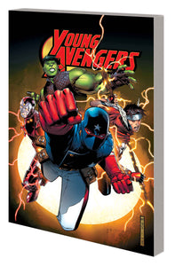 YOUNG AVENGERS BY HEINBERG AND CHEUNG COMPLETE COLL TP