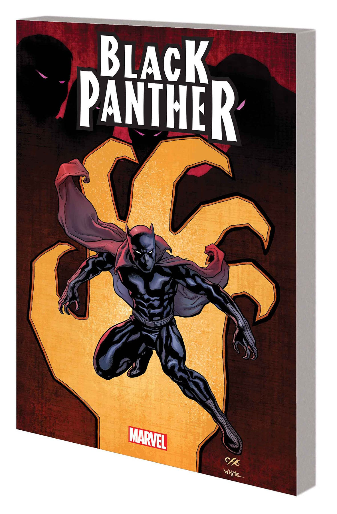 BLACK PANTHER BY HUDLIN TP VOL 01 COMPLETE COLLECTION