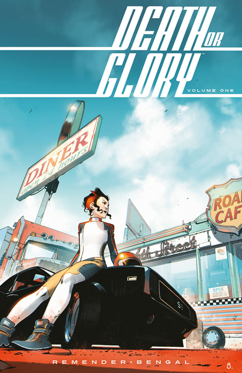 DEATH OR GLORY TP VOL 01 (MR)
