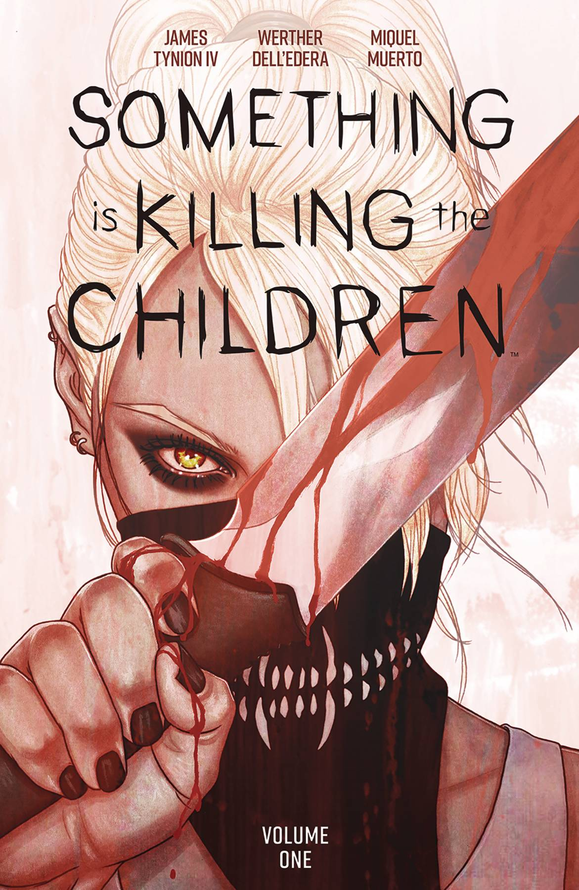 SOMETHING IS KILLING CHILDREN TP VOL 01 - DISCOVER NOW
