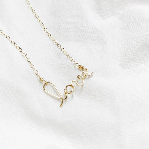 Loveliest Necklace