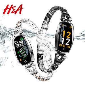 H&A H8 Fitness Bracelet Sport Smart Watch