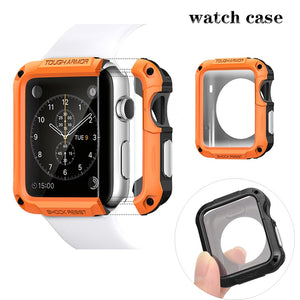 SGP watch case for apple watch cover 42mm&for apple watch screen protector 44mm shockproof series 3/2/1 38mm for iwatch 4 40mm