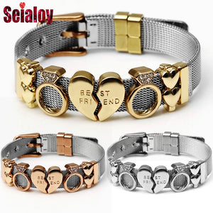 SEIALOY Stainless Steel Bracelets - Blg-19 The Complete Store for You