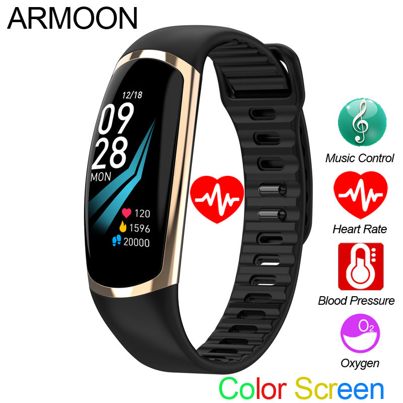 Smart Watch Monitor Blood Pressure - Blg-19 The Complete Store for You