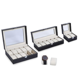 Professional Holder Leather Watch Box - Blg-19 The Complete Store for You