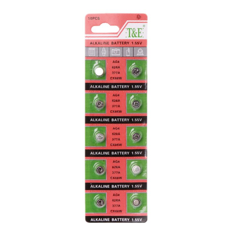 New 10PCS Watch Coin Battery - Blg-19 The Complete Store for You