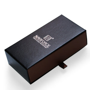 Fashion Square NAVIFORCE Watch  Box, - Blg-19 The Complete Store for You