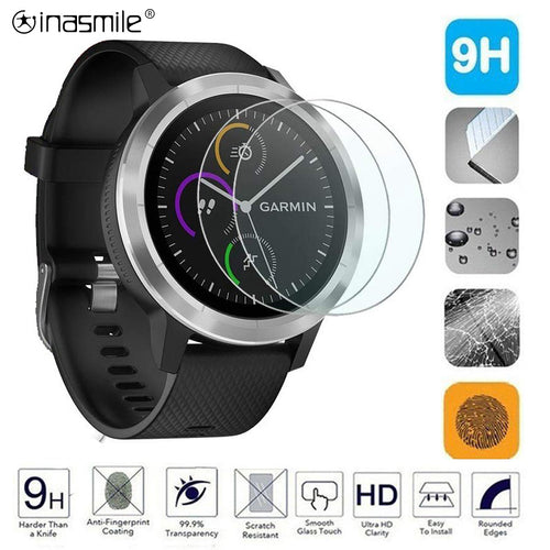 Garmin Fenix  Glass Screen Protector - Blg-19 The Complete Store for You