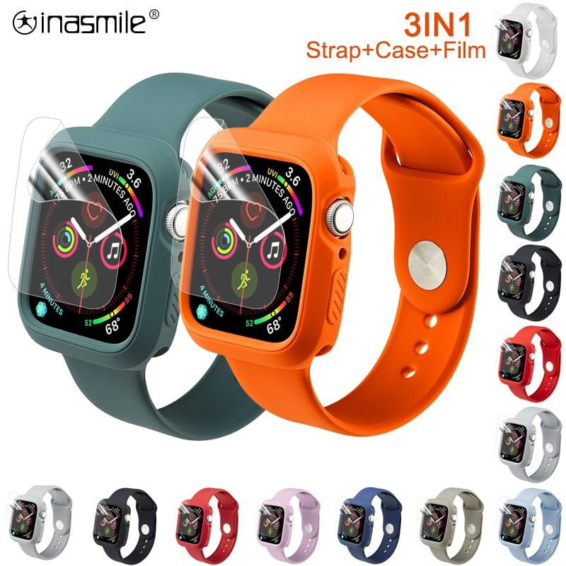 Stylish silicone Case strap - Blg-19 The Complete Store for You