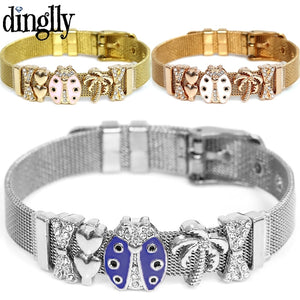 Fine Stainless Steel Mesh Bracelets - Blg-19 The Complete Store for You