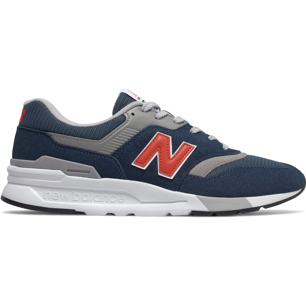 New Balance Mens 997 Navy Trainers Trainers Cm997Hay | Vilbury London