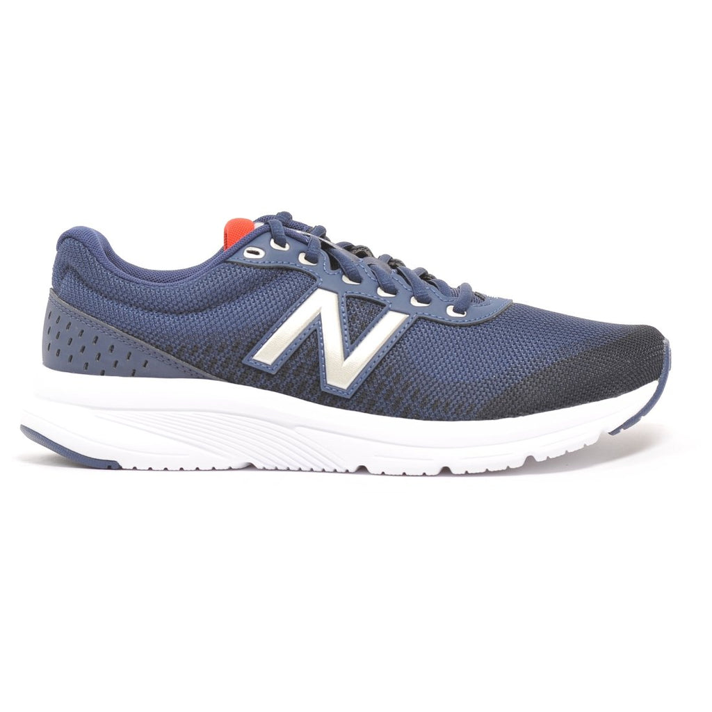 New Balance Mens 411 Natural Indigo Trainers Trainers M411Ln2 | Vilbury London