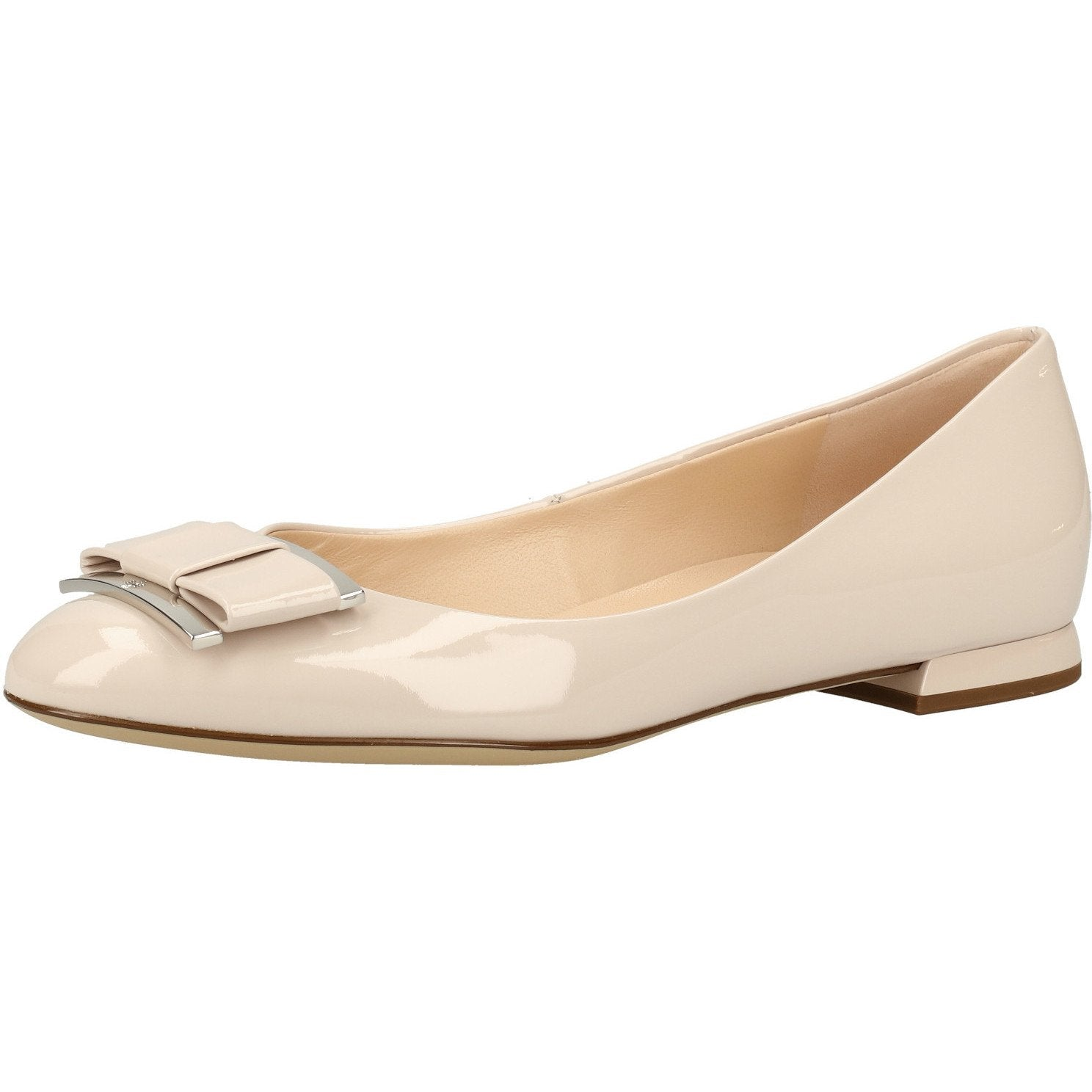 Hogl Womens Harmony Rose Low Heels 9-101084-4700 | Vilbury London