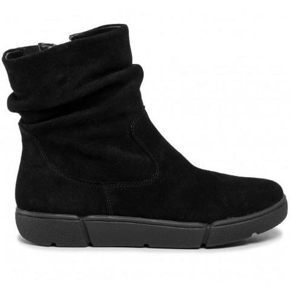 Ara OM ST High Soft Boots 12-14437-01 | Vilbury London