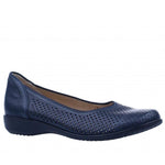 Ara Womens Blue Andros TR Low Heels 12-32704-74 | Vilbury London