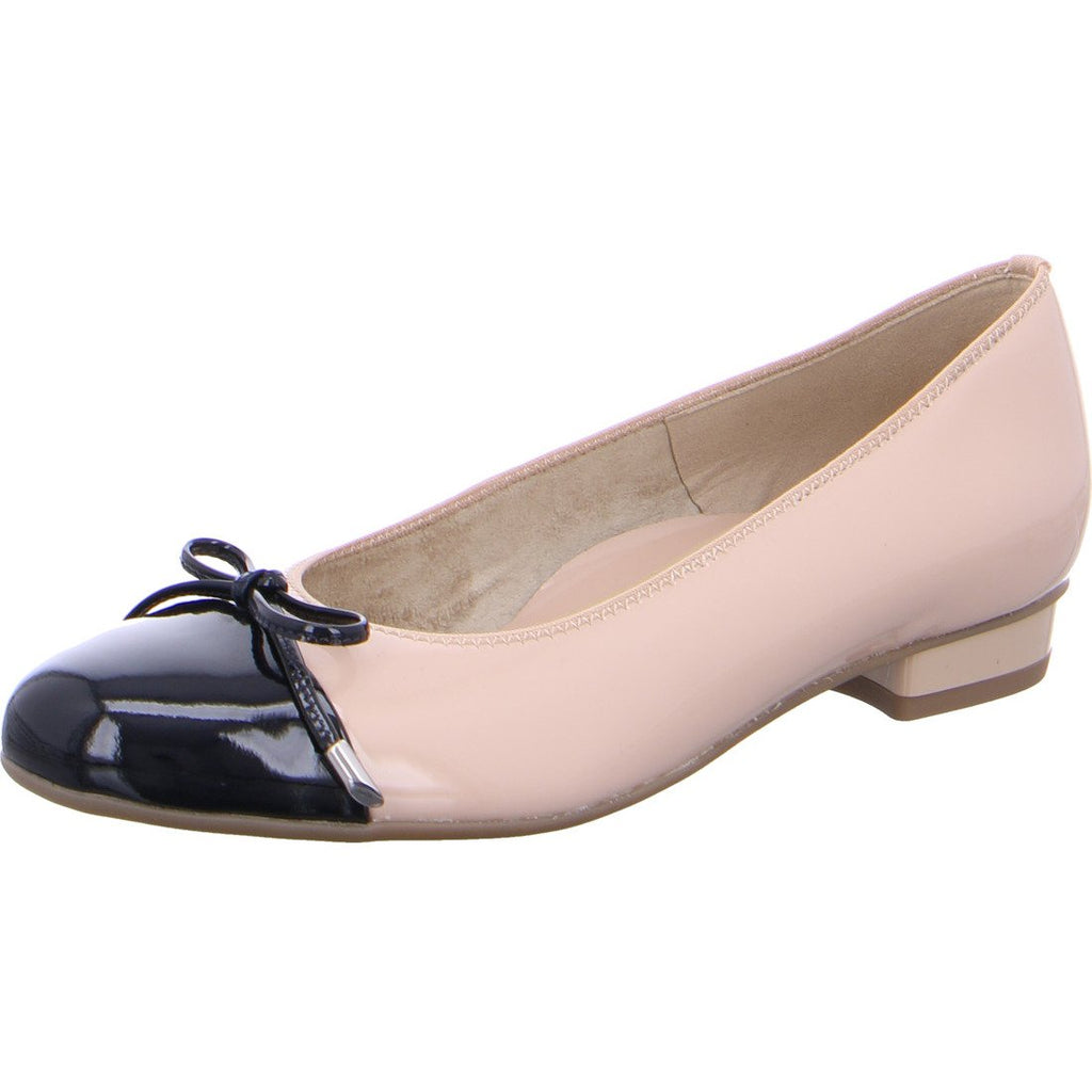 Ara Womens Bari HS Low Heels 12-43721-95 | Vilbury London