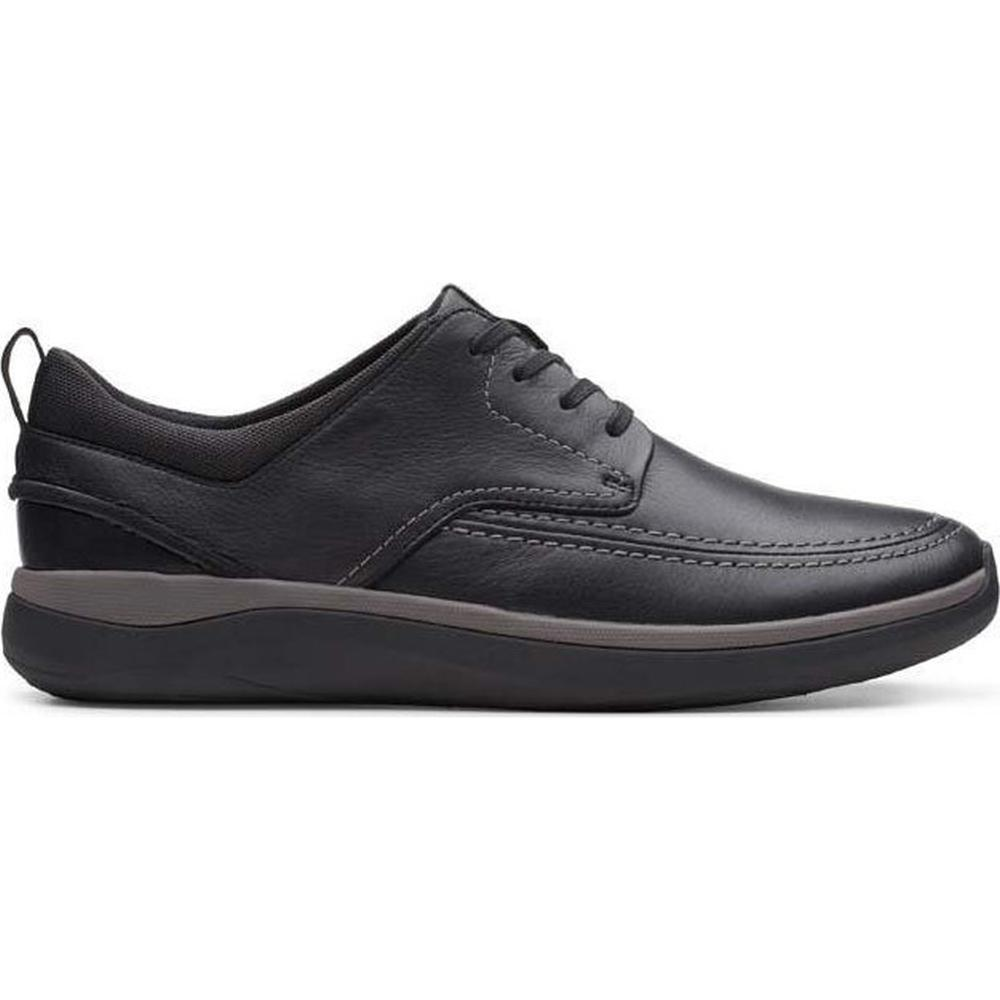 Clarks Male Black Garratt Street 26148761 | Vilbury London