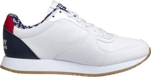 Tommy Jeans Womens White Wmns Casual Tommy Jea Trainers EN0EN00719-0K5 | Vilbury London