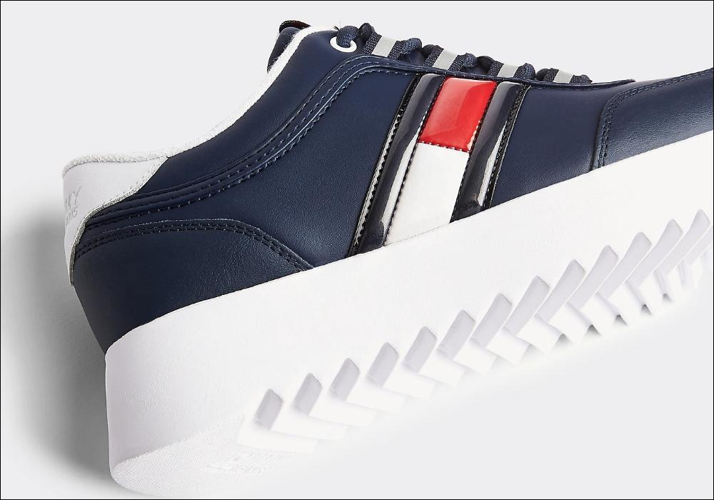 Tommy Hilfiger High Cleated Flag Runner