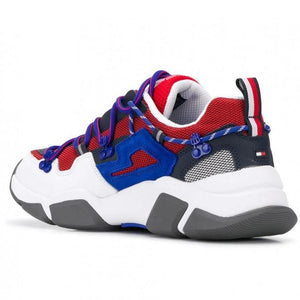 Tommy Hilfiger Mens City Voyager Chunky Trainers FM0FM02580-XNZ | Vilbury London