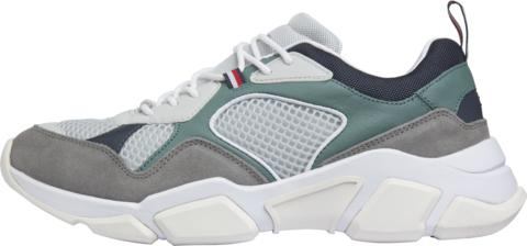 Tommy Hilfiger Mens Chunky Runner Sneakers FM0FM02660-PQ8 | Vilbury London