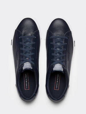 Tommy Hilfiger Mens Corporate Vulcanized Sneakers FM0FM02672-DW5 | Vilbury London