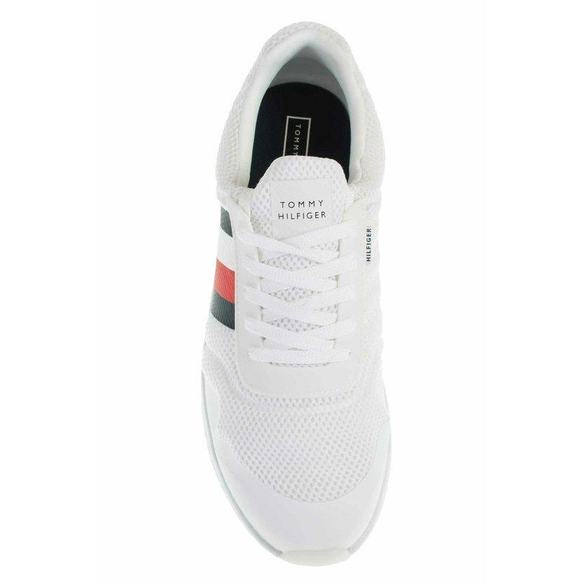 Tommy Hilfiger Mens Corporate Light Runner Sneakers FM0FM02742-YBS | Vilbury London