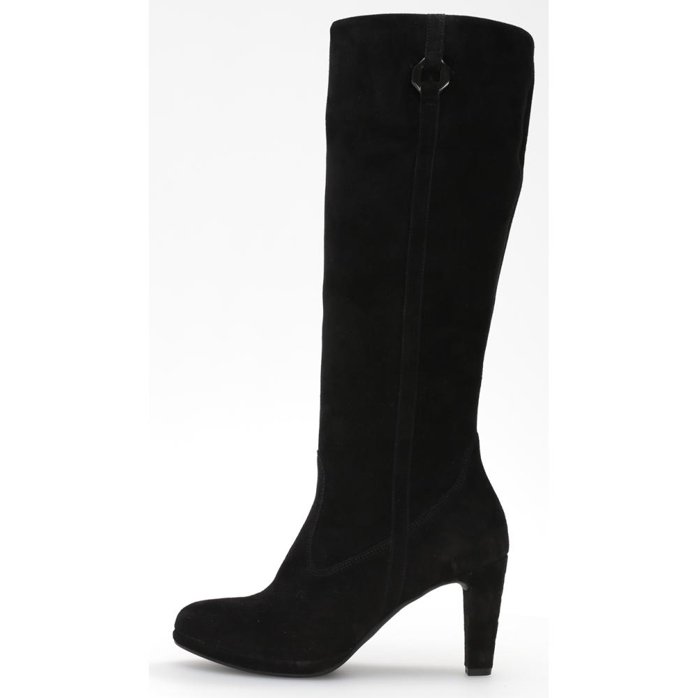 Gabor Female Black Boots Elegant Schwarz 55779 17 | Vilbury London
