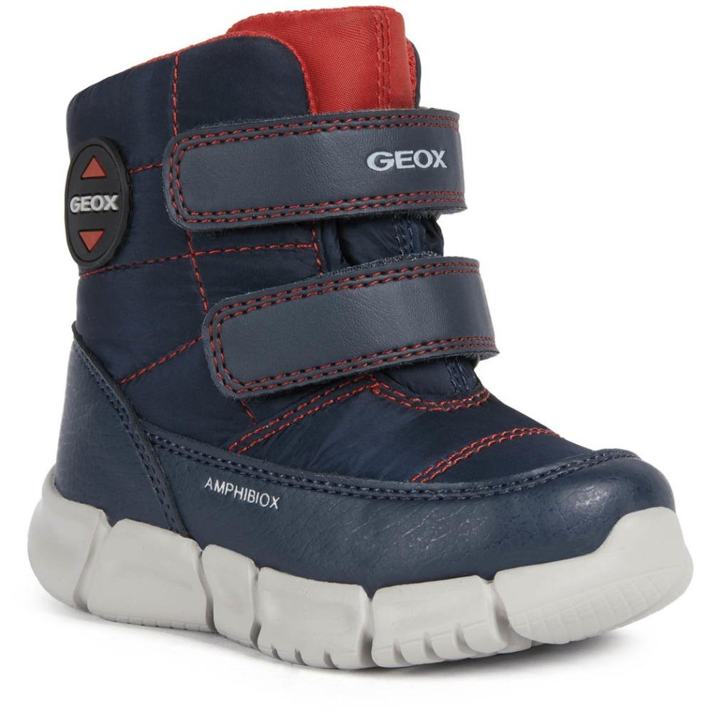 Geox Unknown Blue B Flexyper Boy B Abx Navy Red B043PC-0LUBU C0735 | Vilbury London