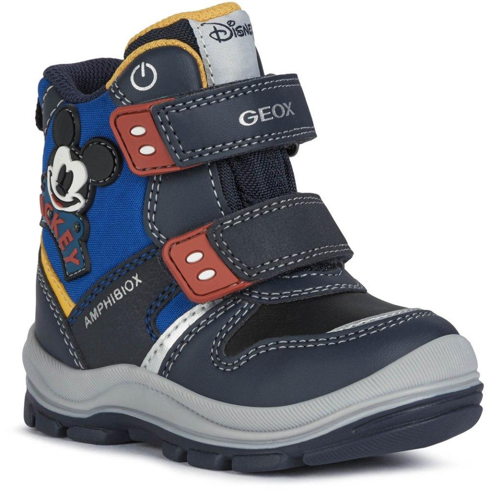 Geox Unknown Blue B Flanfil Boy B Abx Navy Royal B043VC-054FU C4226 | Vilbury London