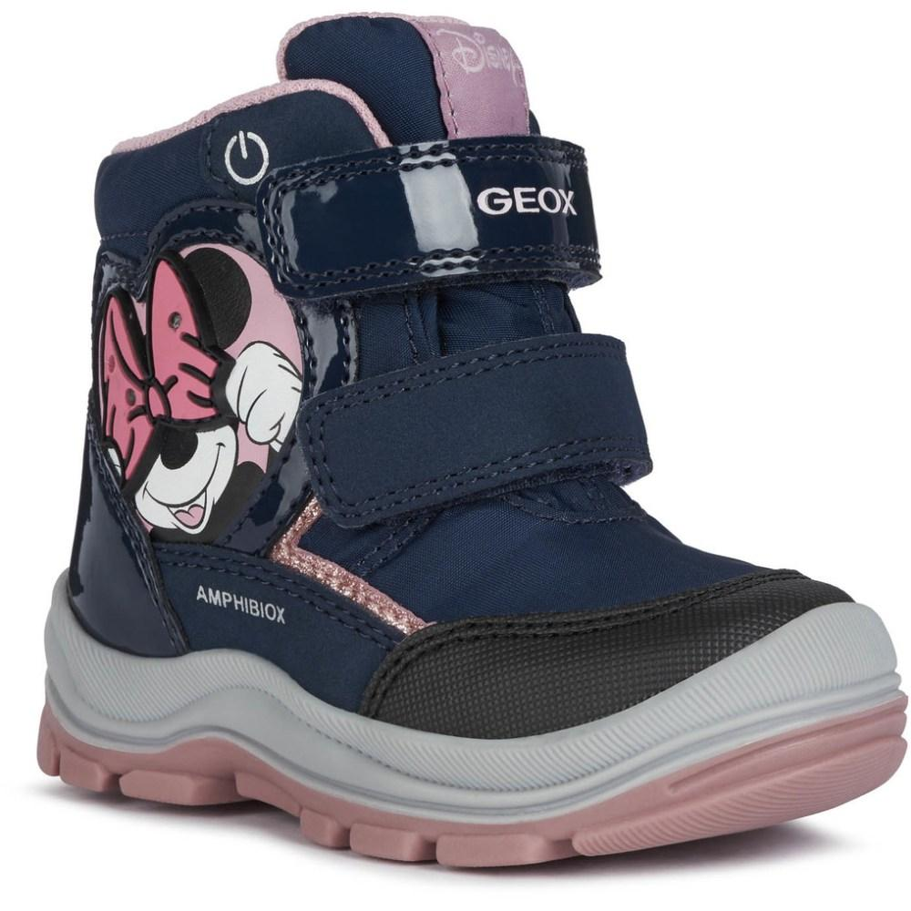 Geox Unknown Blue B Flanfil Girl B Abx Navy B043WC-0FU50 C4002 | Vilbury London