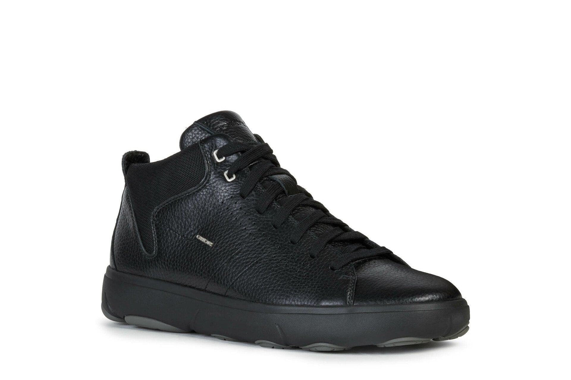 GEOX Mens Black U Nebula Y B Sneakers U948FB00046C9999 | Vilbury London