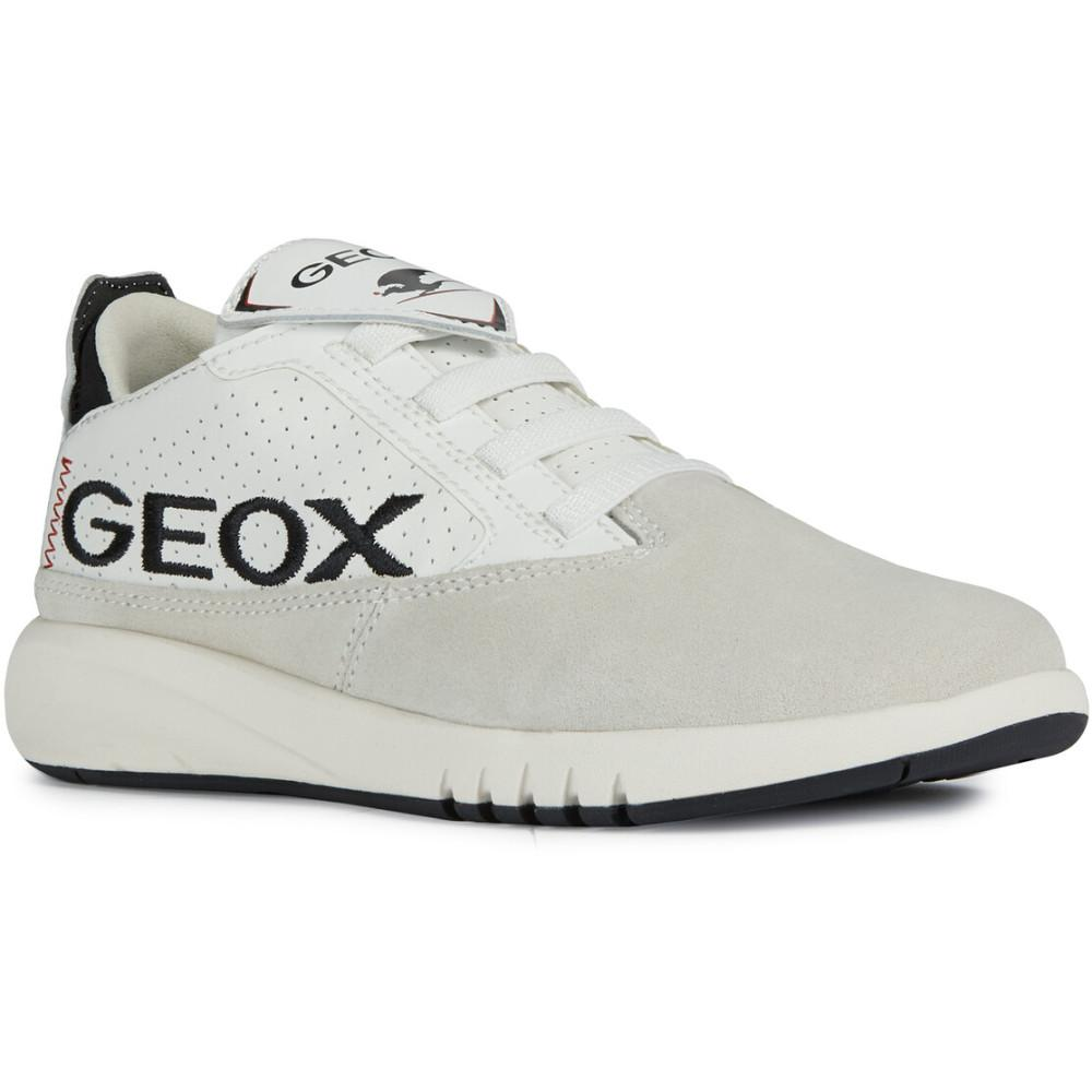 Geox J Aeranter D Boy Flats J02BXA-02243-C1303 | Vilbury London