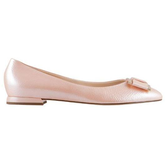 Hogl Womens Harmony Rose Low Heels 9-101085-4400 | Vilbury London