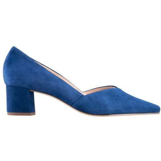 Hogl Womens Personality Blue Heels 9-104522-3100 | Vilbury London