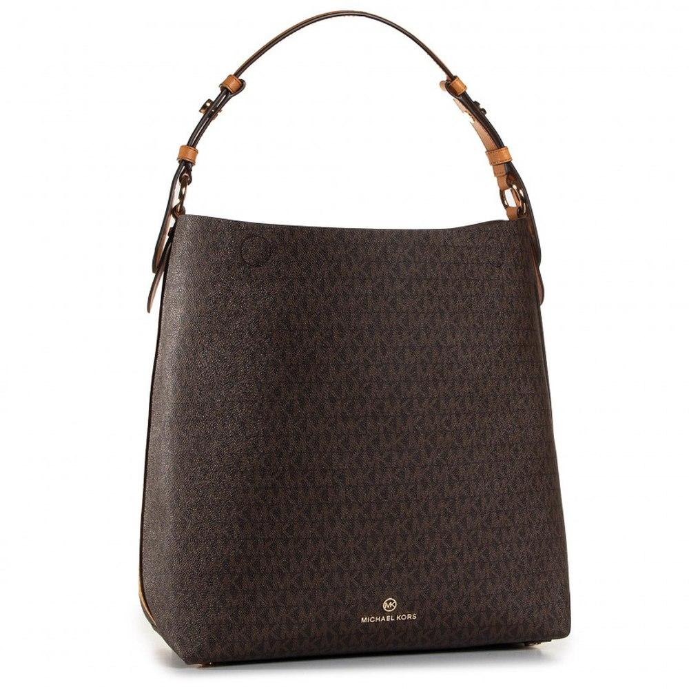 Michael Kors Female Brown Lg Hobo Shldr Cider 30T0GU3H3B 729 | Vilbury London