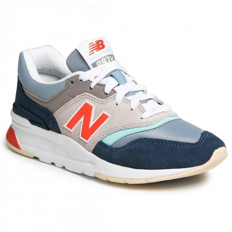 New Balance Womens 90S Running Blue Sneakers CW997HAR | Vilbury London