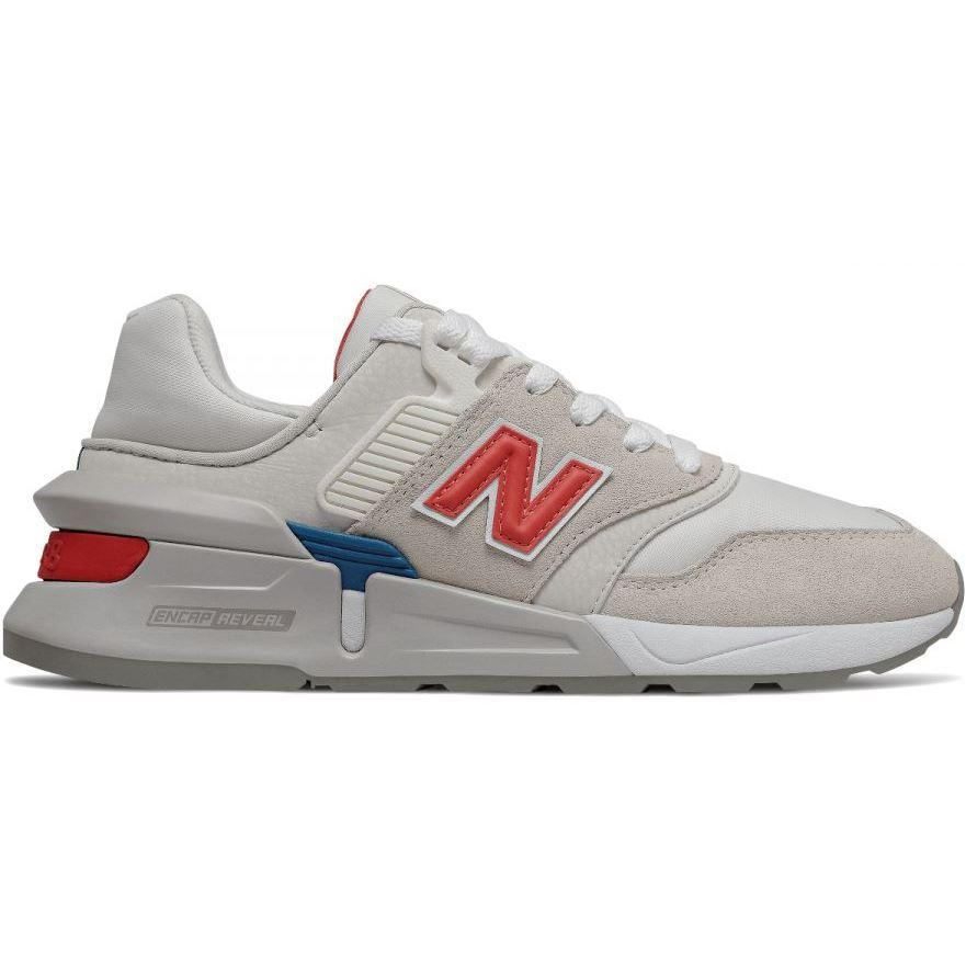New Balance Womens 997 Sport Off White Sneakers WS997BVA | Vilbury London