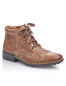 Rieker Mens Ramon Boots 36010-27 | Vilbury London