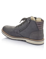 Rieker Mens Durban Burlington Eagle Boots 39721-00 | Vilbury London