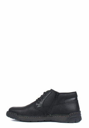 Rieker Mens Michigan Fino Ankle Boots B0334-00 | Vilbury London