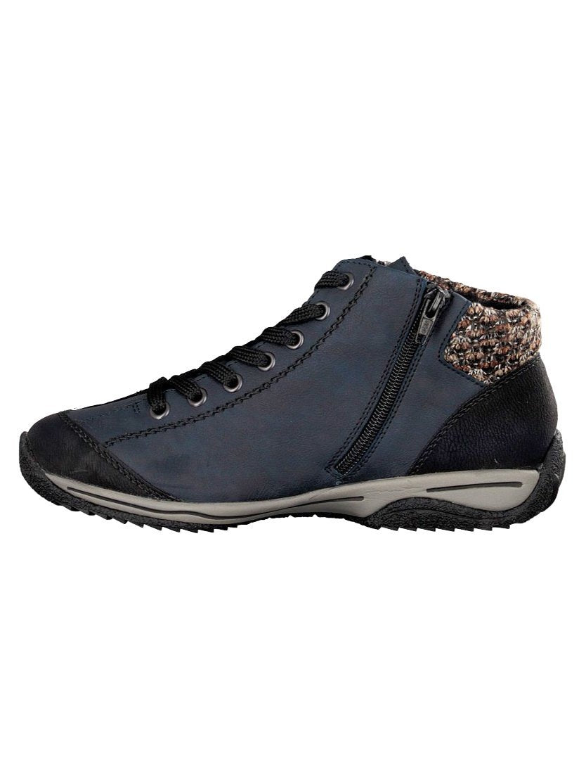Rieker Womens Mombasa New York Leeds Ankle Boots L5223-00 | Vilbury London
