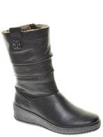 Rieker Womens Antilles Fino Ankle Boots Y4473-00 | Vilbury London